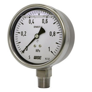 Đồng hồ áp suất WISE, Áp kế WISE, Thiết bị đo áp suất WISE KOREA