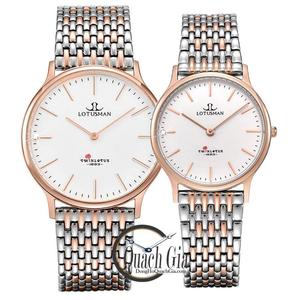 Đồng hồ cặp đôi Lotusman M103A.CCW