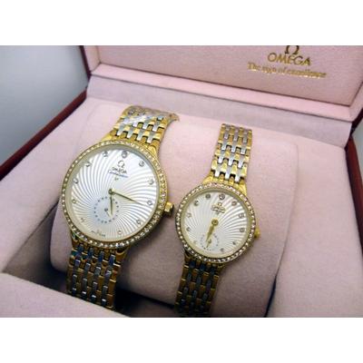 Đồng hồ cặp đôi Omega G22aom-a