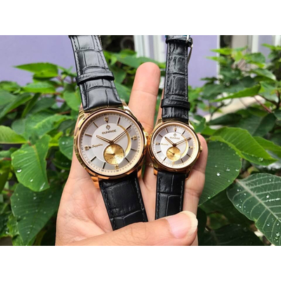Đồng hồ cặp đôi sunrise 1120pa - mlkt chính hãng