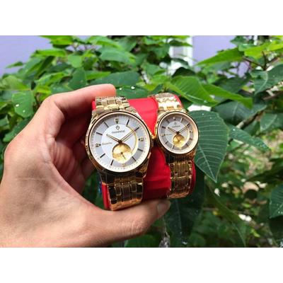 Đồng hồ cặp đôi sunrise 1120sa - mlkt chính hãng