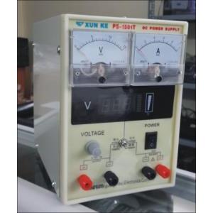Đồng hồ cấp nguồn DC & báo sóng điện thoại XUNKE-1501T