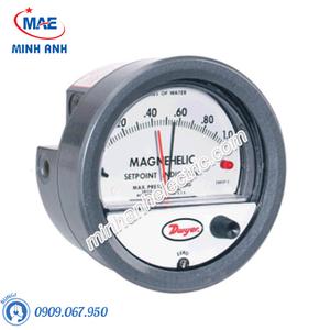 Đồng hồ chênh áp phòng - Model 2000