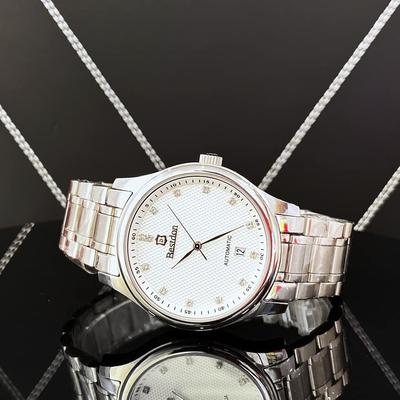 Đồng hồ cơ Bestdon bd7101g - mst chính hãng