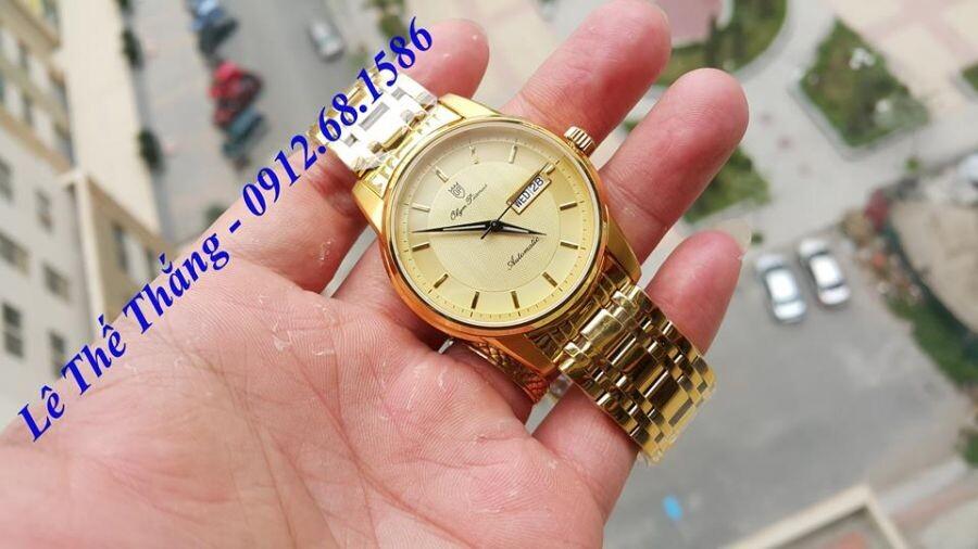 Đồng hồ Olym Pianus OP990-16AMK-V