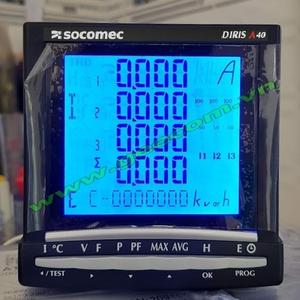 Đồng Hồ Đa năng Socomec Multis L50