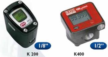 Đồng hồ dầu Piusi K200
