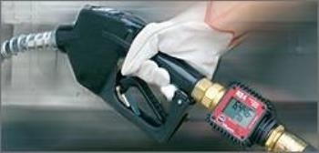 Đồng hồ đo dầu diesel Piusi K24