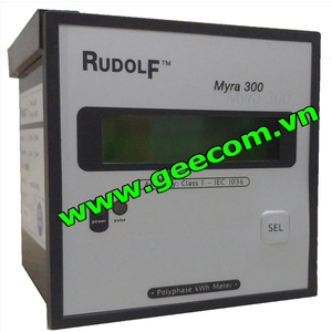 Đồng hồ đếm xung Rudolf R-Myra 300-P