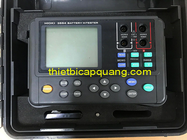 Đồng hồ đo chất lượng ắc quy Hioki 3554 giá rẻ