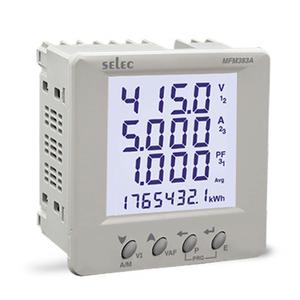Đồng hồ đo đa năng Selec MFM383A-C