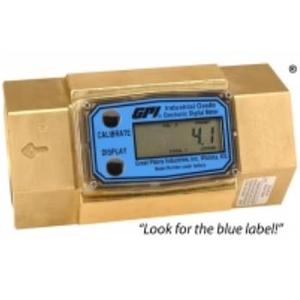 Đồng hồ đo lưu lượng bằng đồng