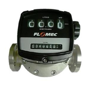 Đồng hồ đo lưu lượng cơ OM025
