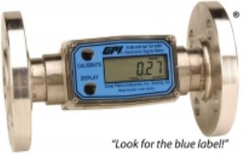 Đồng hồ đo lưu lượng G2 nối mặt bích