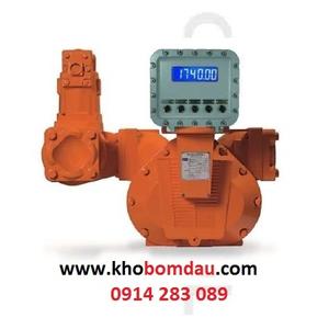 Đồng hồ đo lưu lượng xăng dầu MC530C11
