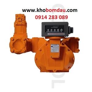 Đồng hồ đo lưu lượng xăng dầu MC530C2