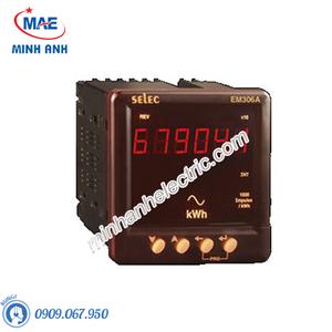 Đồng hồ đo - Model EM306A : Đồng hồ đo điện năng