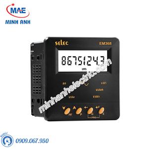 Đồng hồ đo - Model EM368 Đồng hồ đo năng lượng
