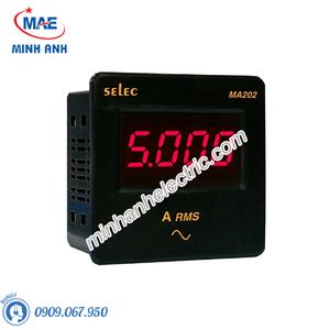 Đồng hồ đo - Model MA202 Đồng hồ đo Ampe