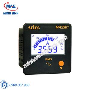 Đồng hồ đo - Model MA2301 Đồng hồ đo dòng điện xoay chiều