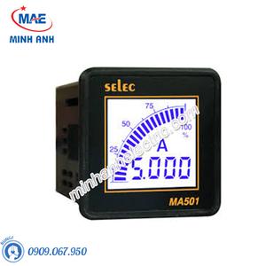 Đồng hồ đo - Model MA501 Đồng hồ đo dòng điện xoay chiều