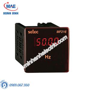Đồng hồ đo - Model MF216 Đồng hồ đo tần số
