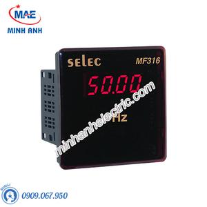 Đồng hồ đo - Model MF316 Đồng hồ đo tần số