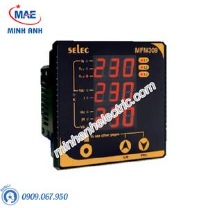 Đồng hồ đo - Model MFM309 Đồng hồ tủ điện đa năng