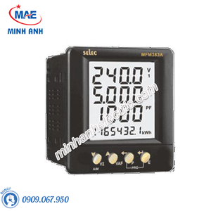Đồng hồ đo - Model MFM383A : Đồng hồ đa năng
