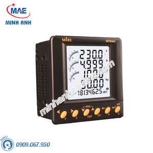 Đồng hồ đo - Model MFM384 Đồng hồ tủ điện đa năng