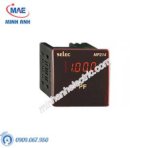 Đồng hồ đo - Model MP214 Đồng hồ đo hệ số cosphi