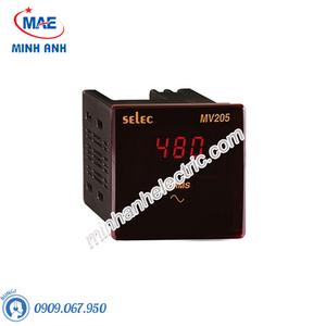 Đồng hồ đo - Model MV205 Đồng hồ đo volt