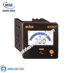 Đồng hồ đo - Model MV2307 Đồng hồ đo điện áp xoay chiều