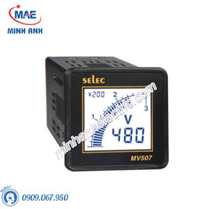 Đồng hồ đo - Model MV507 Đồng hồ đo điện áp ac