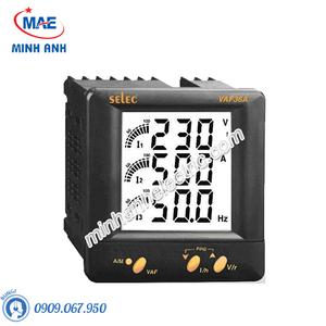 Đồng hồ đo - Model VAF36 Đồng hồ tủ điện đa năng