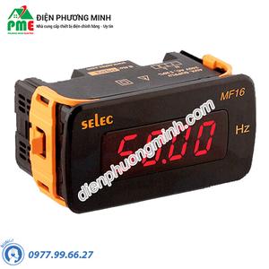 Đồng hồ đo tần số Selec - Model MF16 (48x96)