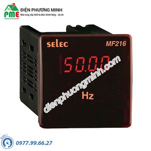 Đồng hồ đo tần số Selec - Model MF216 (72x72)
