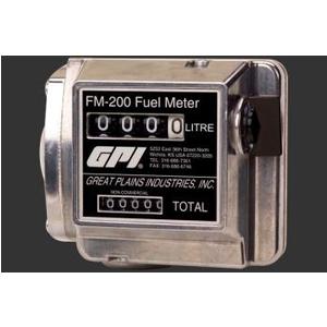 Đồng hồ đo xăng dầu FM-200