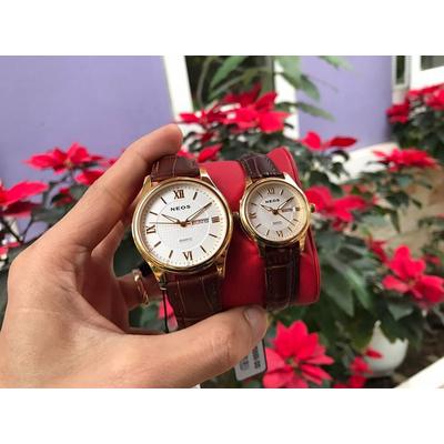 Đồng hồ đôi neos n-30869 - lbkt chính hãng