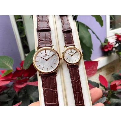 Đồng hồ đôi neos n-40577 - lkt chính hãng