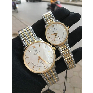 Đồng hồ đôi Olym Pianus DOI OP5709SK-T