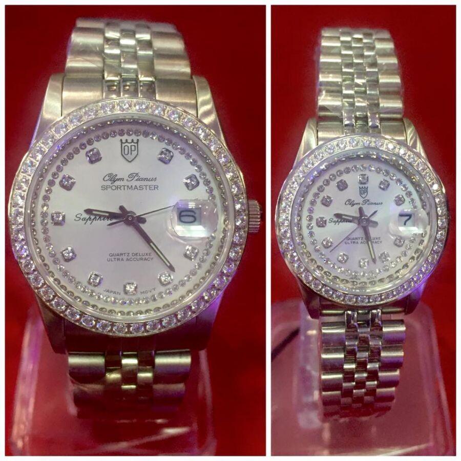 Đồng hồ đôi Olym Pianus OP89322DW-T-HT
