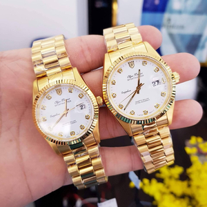Đồng hồ đôi Olym Pianus OP89322GK-T