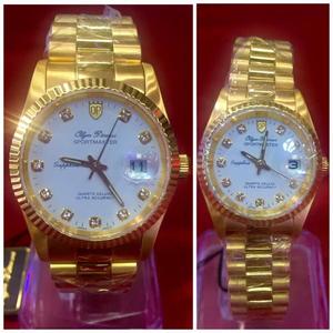 Đồng hồ đôi Olym Pianus OP89322K-T