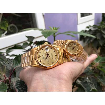 Đồng hồ đôi olym pianus op89322k-v   op68322k-v chính hãng