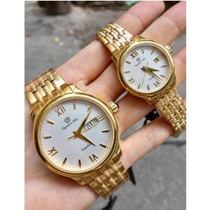 Đồng hồ đôi Olympia Star DOI OPA58069K-T