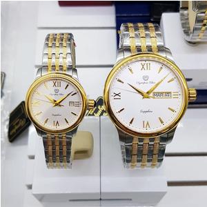 Đồng hồ đôi Olympia Star DOI OPA58069SK-T
