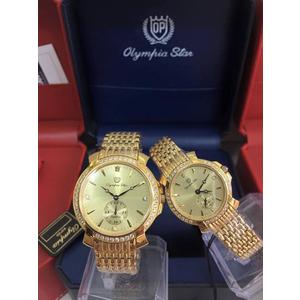 Đồng hồ đôi Olympia Star OPA58045DK