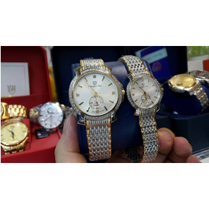 Đồng hồ đôi Olympia Star OPA58045DSK