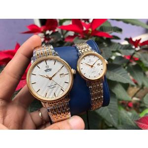 Đồng hồ đôi Olympia Star OPA58063SK-T